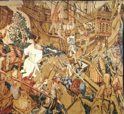 Bataille et Embarquement